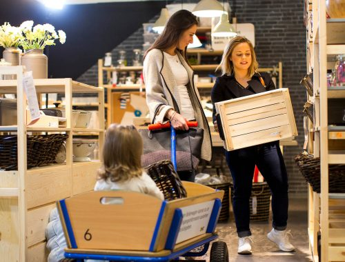 Ikea kommt in die Innenstädte