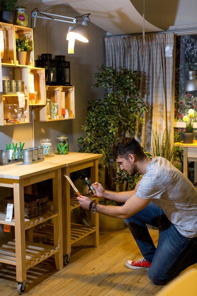 Ikea kommt in die Innenstädte: Online-Shopping