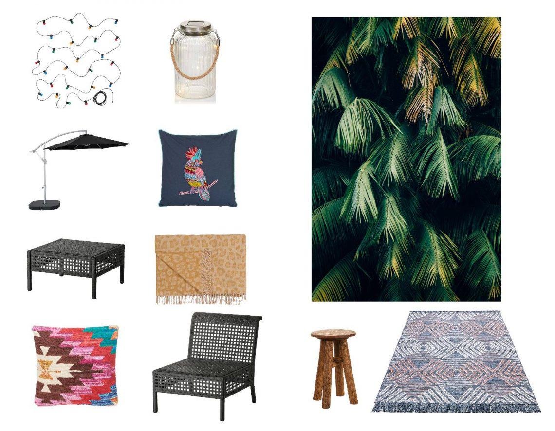 Wohnzimmer unter freiem Himmel - die besten Outdoor Must-Haves