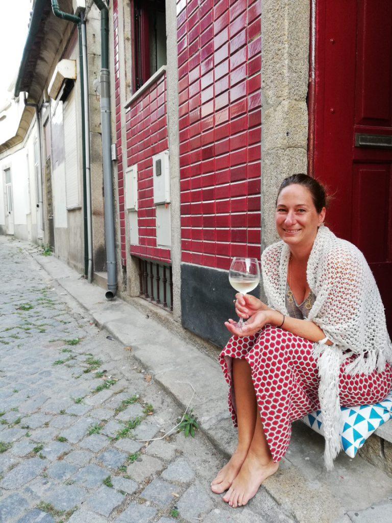 Valerie Gerards, Foto der Über mich-Seite