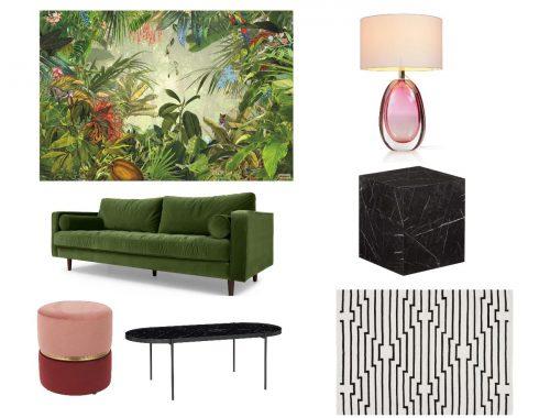 7 Sachen, mit denen du ein unvergessliches Wohnzimmer kreierst
