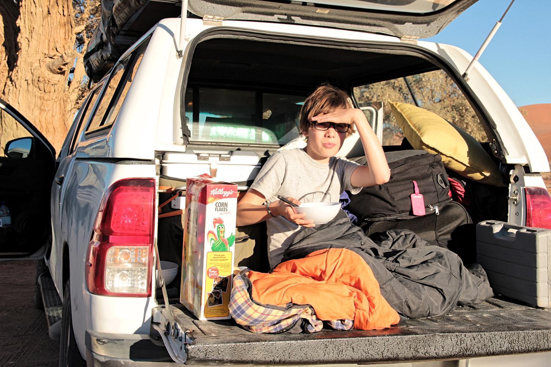 Namibia-Safari mit Kindern | Was du vor der Reise wissen solltest