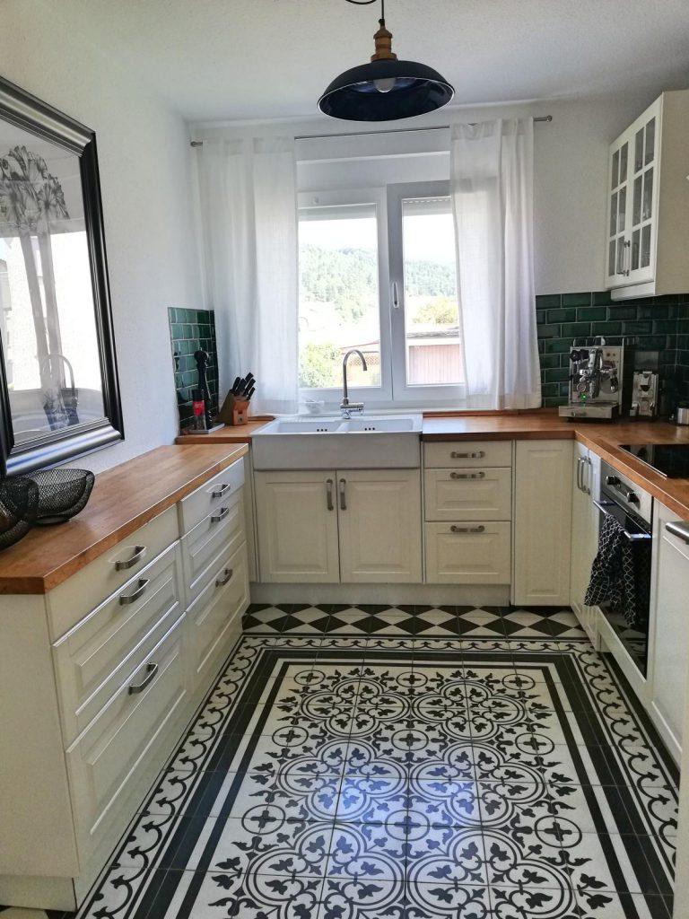 Homestory Zu Besuch bei Eric Dane Valerie Gerards Lifestyleblog Küche