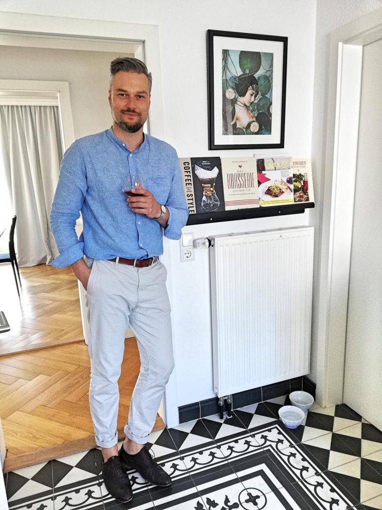 Homestory Zu Besuch bei Eric Dane