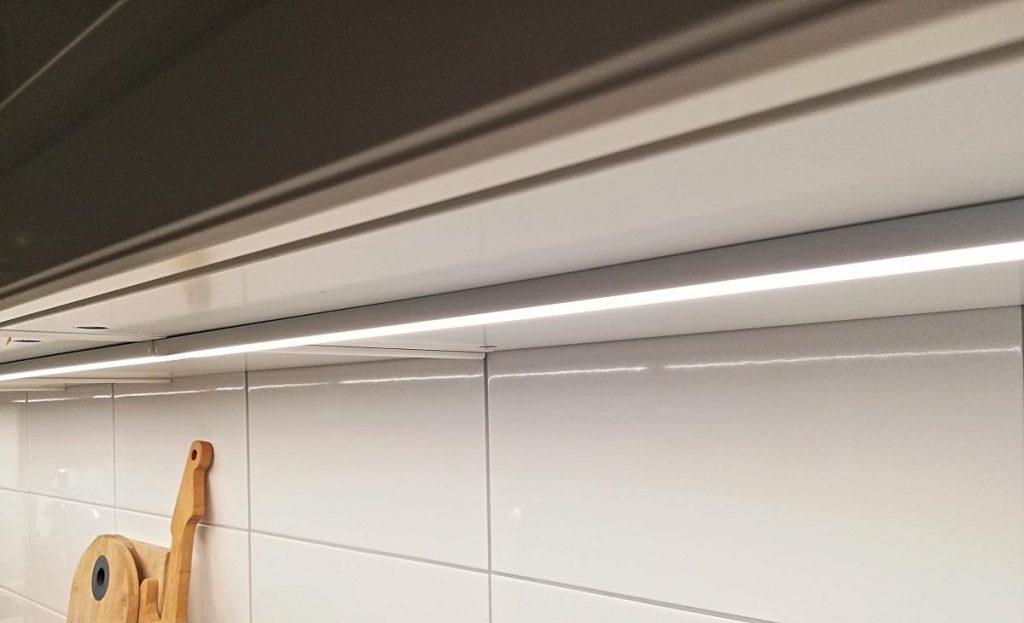 6 Tipps Ikea Küche kaufen Valerie Gerards Magazin für Interior, Beleuchtung Küche Arbeitsplatte