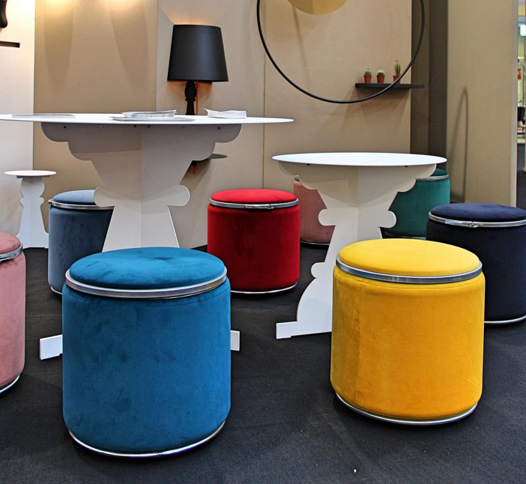 Einrichtungstipps Hocker Upcycling Youmeand.com Ambiente 2020