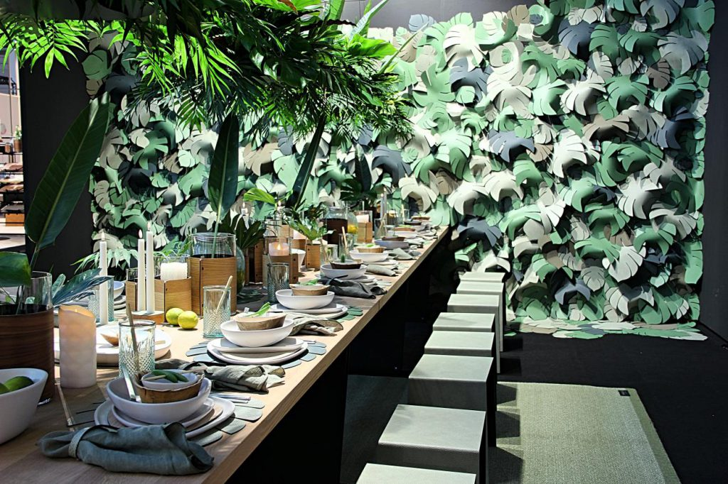 Einrichtungstipps Tisch decken Ambiente 2020 LindDNA
