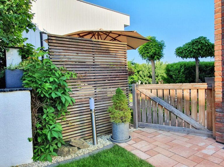 Garten Sitzecke Ideen Gestaltung