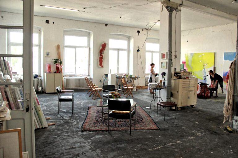 Atelierhaus Altes Güteramt Mannheim